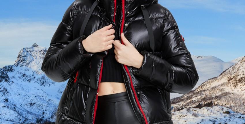 ICEbear 2020 новая зимняя куртка - отзыв покупателя