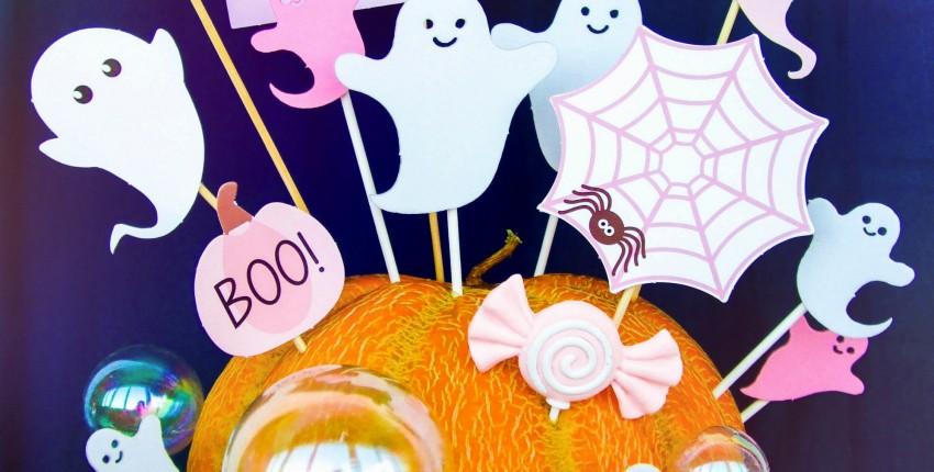 Украшения для торта на Хэллоуин - отзыв покупателя