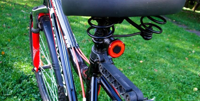 Умный фонарь на велосипед X-TIGER с Алиэкспресс - отзыв покупателя