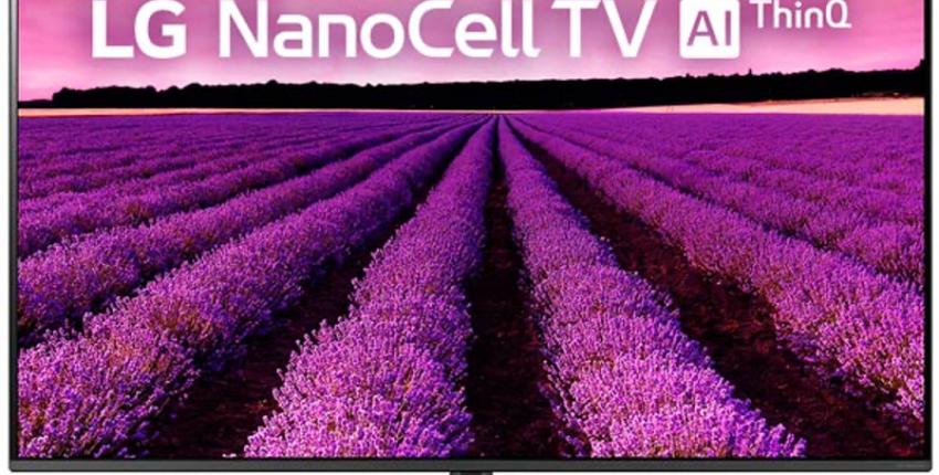 """Умный телевизор 55"""" LG NanoCell 55SM9010PLA - отзыв покупателя"""