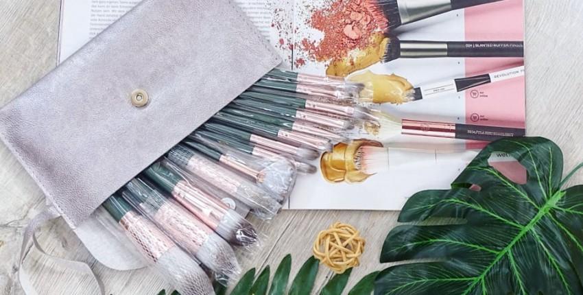 Набор кистей для макияжа - отзыв покупателя
