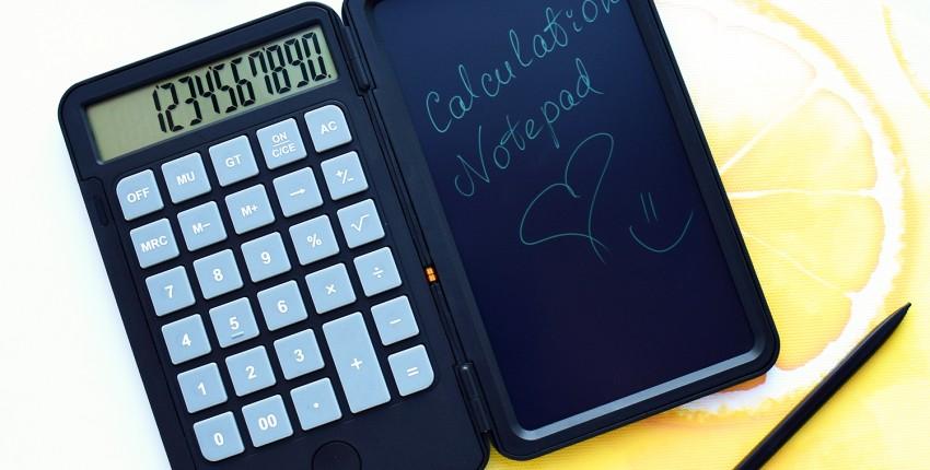 Калькулятор и планшет с АлиЭкспресс - два в одном - отзыв покупателя
