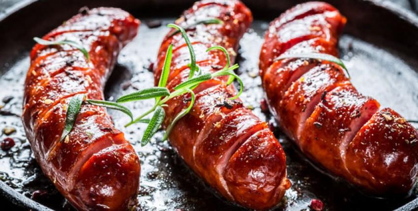 3 в 1: сосиски Рубленые от Вязанка - отзыв покупателя