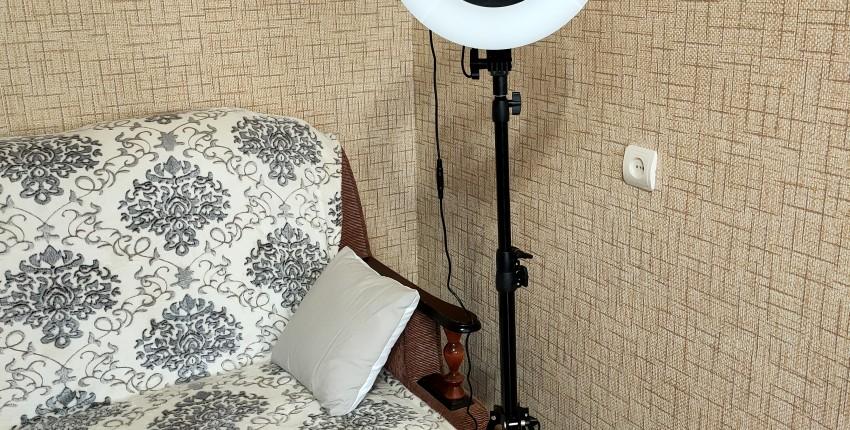 Крутая кольцевая лампа. Нюансы выбора, пошаговая сборка, обзор, преимущества в сравнении - отзыв покупателя
