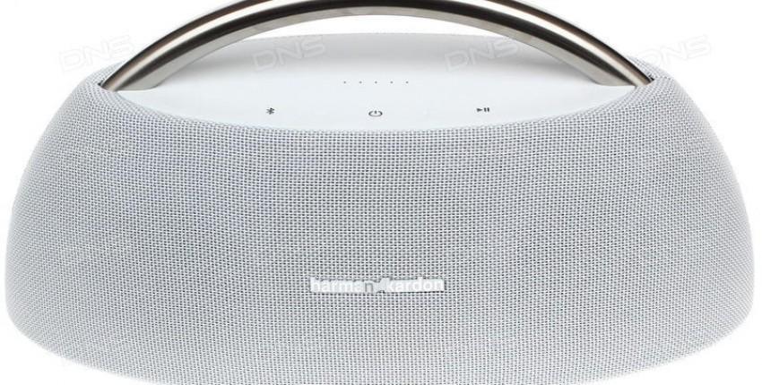 Портативная акустика Harman/Kardon GoPlay Mini HKGOPLAYMINIWHTEU White - отзыв покупателя
