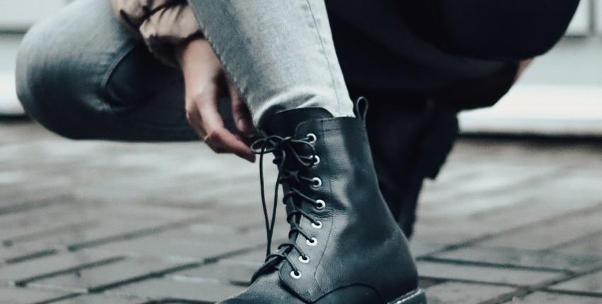Ботинки из натуральной кожи - отзыв покупателя