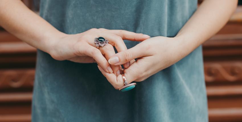 Красивые колечки с Алиэкспресс: выбираем лучшие - отзыв покупателя