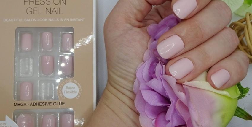 Недорогие накладные ногти - отзыв покупателя
