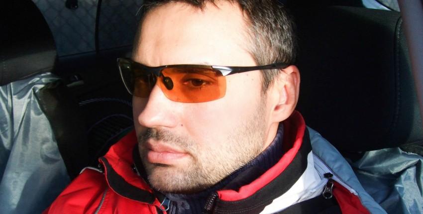 Мужские фотохромные очки ночного видения с поляризацией - отзыв покупателя
