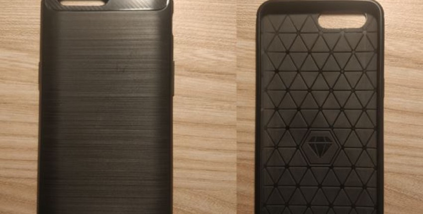 One Plus 5 Cases Cover Silicone Carbon Fiber - User's review