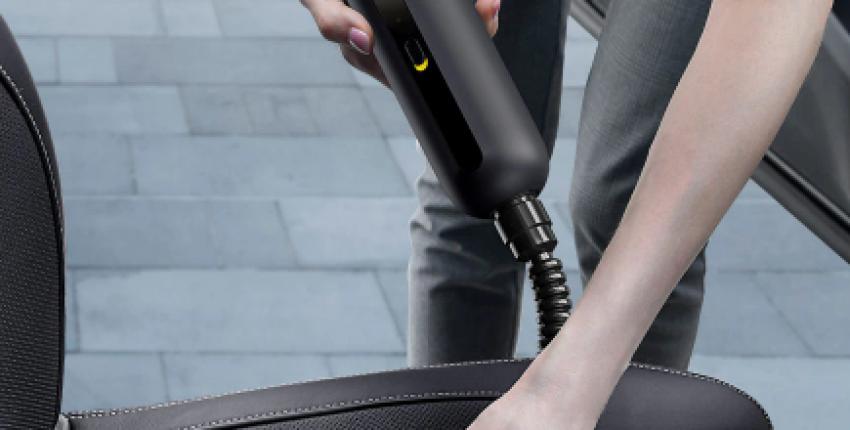 Невероятный удобный автомобильный пылесос от Baseus - отзыв покупателя