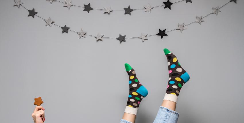 Красивые и недорогие носки с Али: смотрим лучшие модели - отзыв покупателя