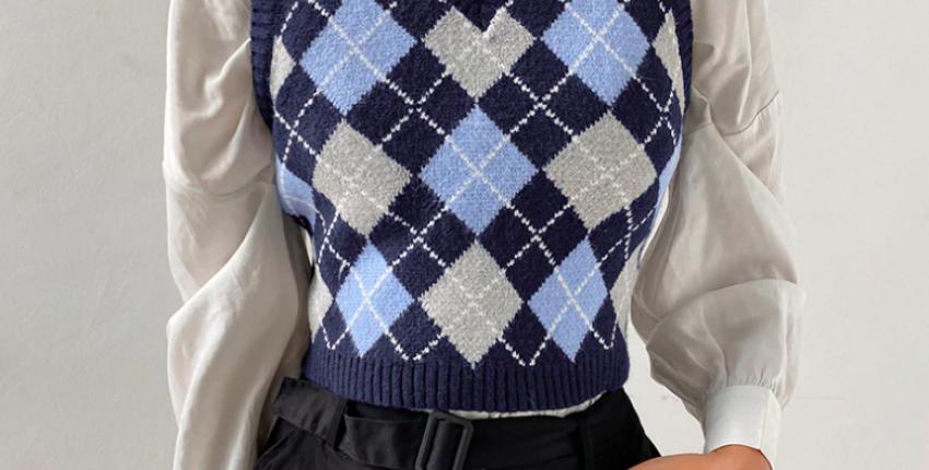 Женские жилетки, свитера без рукавов с Али: классные вещи от 370 рублей - отзыв покупателя