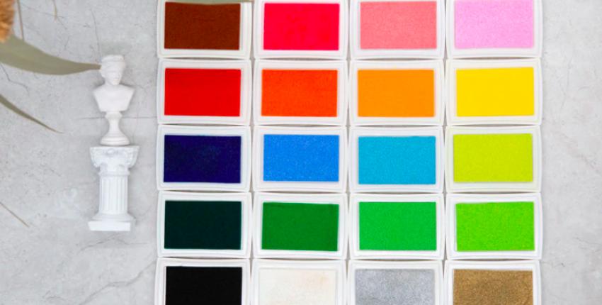 Краска для штампов: находка на Али за 50 рублей - отзыв покупателя