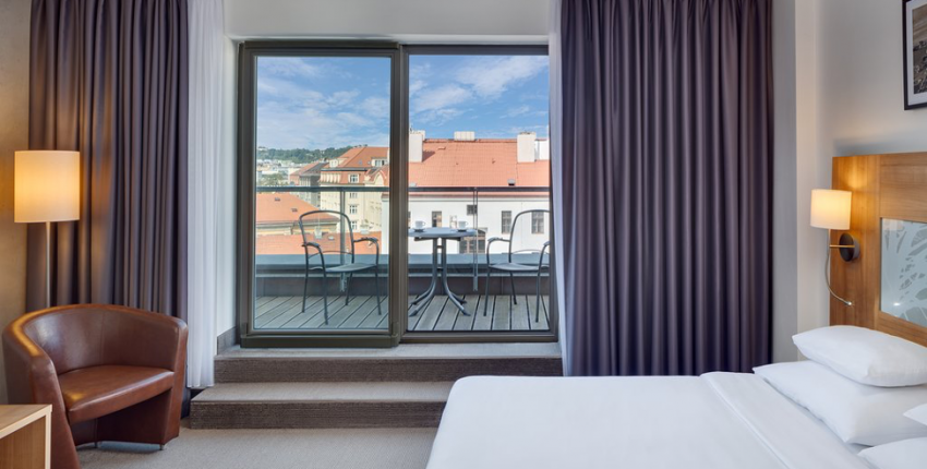 Radisson Hotels для ценителей комфорта, сервиса и безопасности - отзыв покупателя