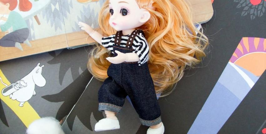 Еще одна шарнирная куколка с Алиэкспресс - отзыв покупателя
