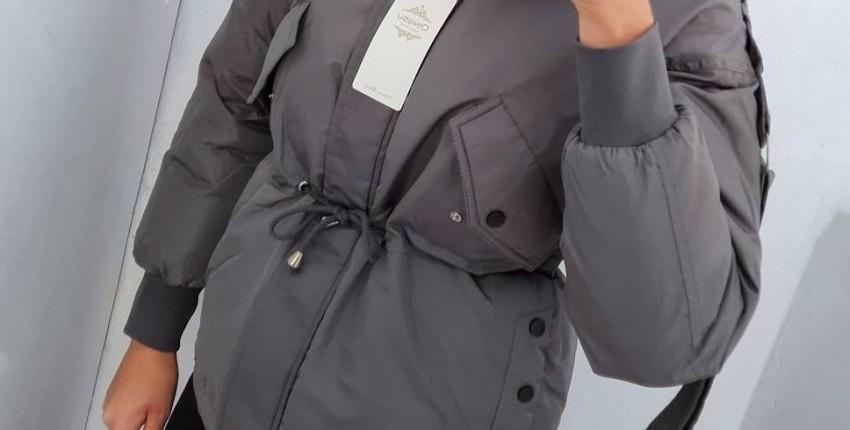 Зимняя короткая куртка от Ailegogo Official Store - отзыв покупателя