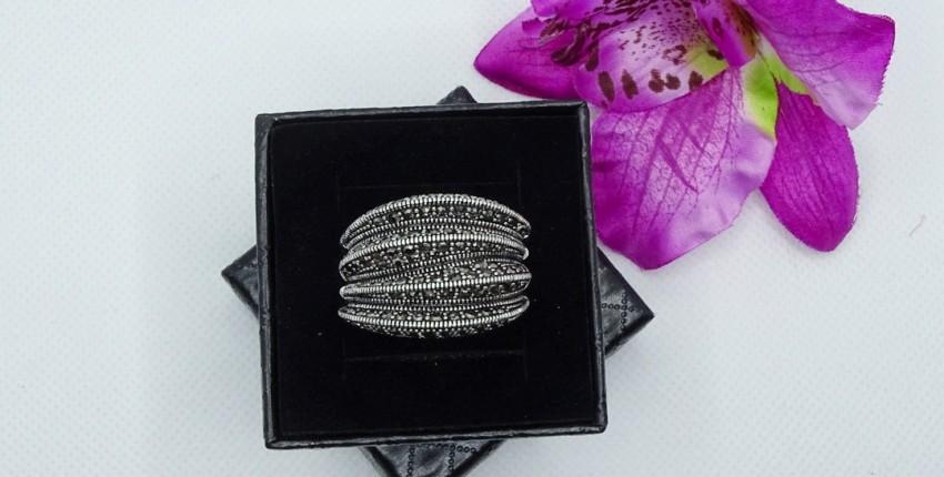 Очень красивый перстень - отзыв покупателя