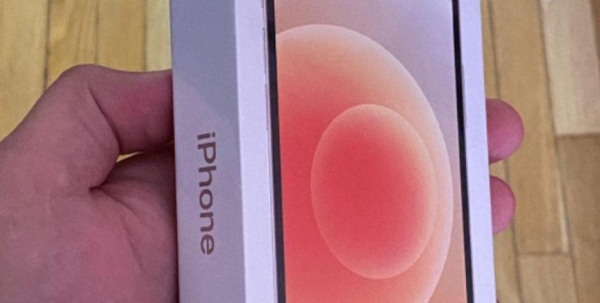 Айфон 12 - отзыв покупателя