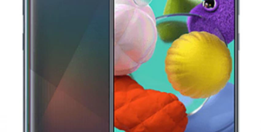 Samsung Galaxy A51 64Gb Black - отзыв покупателя