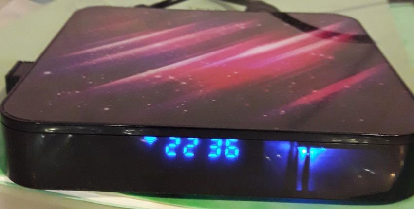 ТВ приставка Android - отзыв покупателя