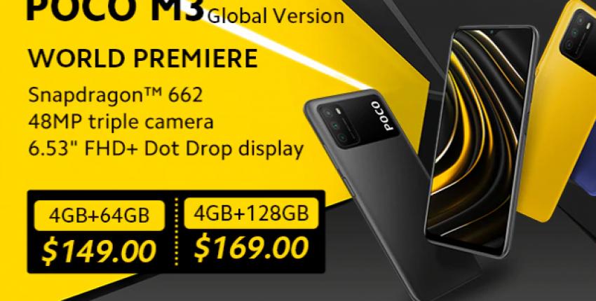 POCO M3 бюджетный телефончик с отличными характеристиками - отзыв покупателя