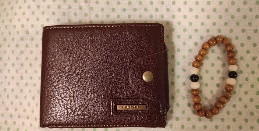 Стильный мужской кошелек - отзыв покупателя
