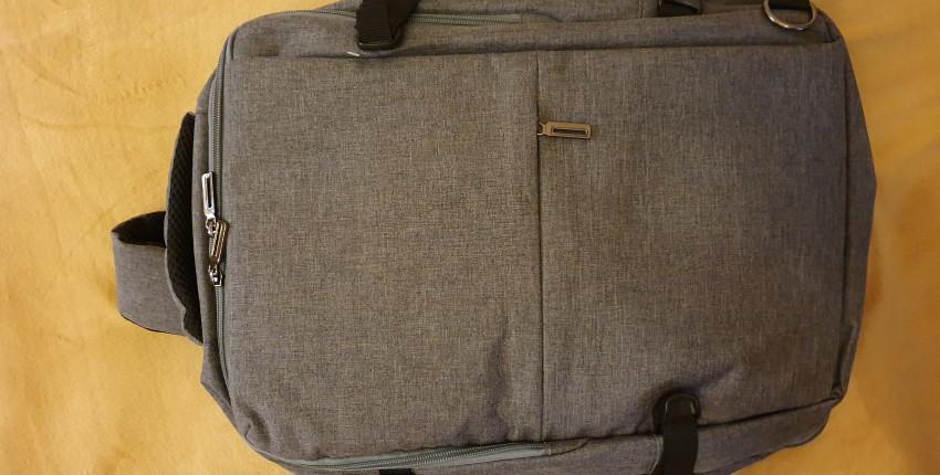Рюкзак для путешествий - отзыв покупателя