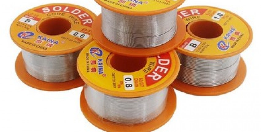 0.5mm 100g Welding Wire Roll FLUX 2.0 45FT Tin Lead Tin Wire Melt Rosin Core. - User's review