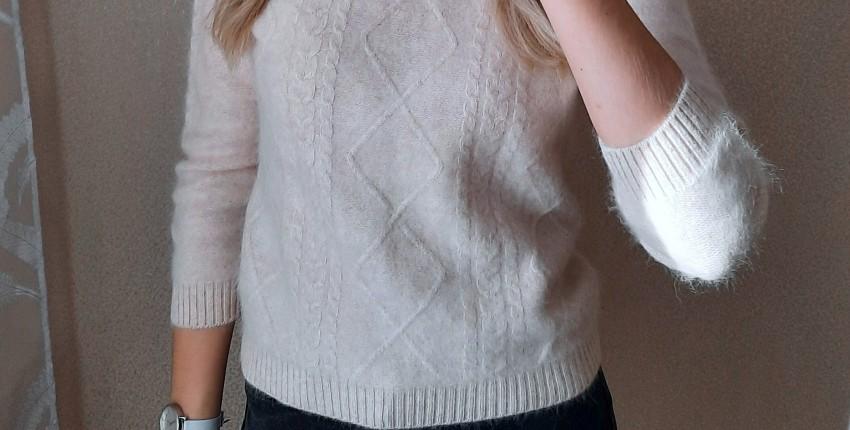 Пуловер в который я влюбилась - отзыв покупателя
