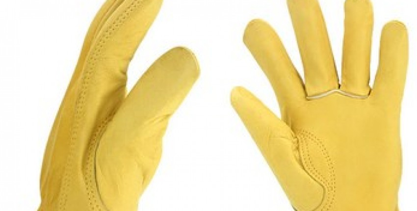Household Work Cowhide Leather Safety Working Glove. - User's review