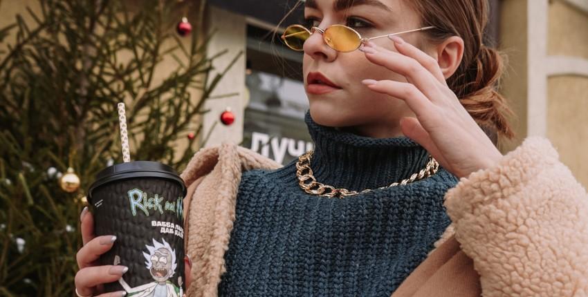 Стильные солнцезащитные очки с Алиэкспресс - отзыв покупателя