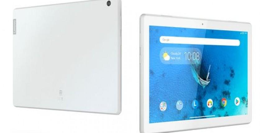 Tableta Lenovo M10 blanca - opinión del cliente