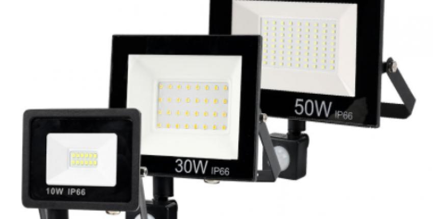 PIR Motion Sensor LED Flood Light 10W 30W 50W Outdoor Floodlight 220V 240V Waterproof Led Spotligh - User's review