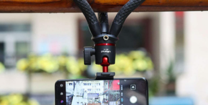 Ulanzi MT-11 Flexible Octopus Tripod, Smartphone, DSLR SLR, Vlog, Travel, Portable 2 in 1 Tripod - User's review