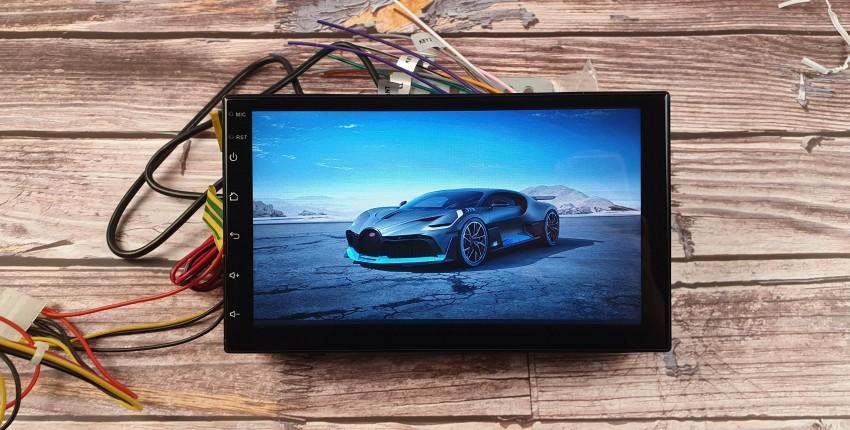 Автомобильная 2DIN-магнитола iMars на Android: сенсорный экран 7, GPS, Bluetooth, Wi-Fi и камера за - отзыв покупателя