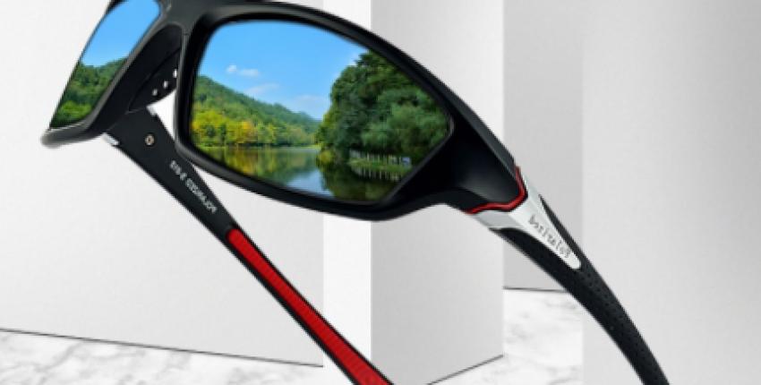 2019 Unisex 100 UV400 Polarized Driving Sun Glasses For Men Polarized Stylish Sunglasses Male - User's review
