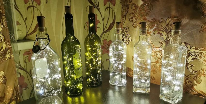 Волшебный декор для интерьера или праздника - отзыв покупателя