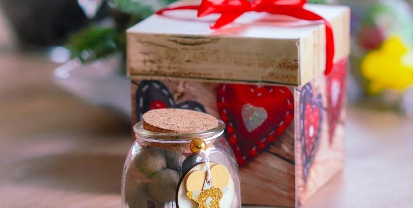 Креатив: что подарить на День влюблённых? - отзыв покупателя