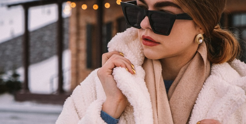 Солнцезащитные очки на пике стиля - отзыв покупателя
