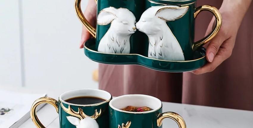 Парные наборы. От чая до ПИВА! - отзыв покупателя