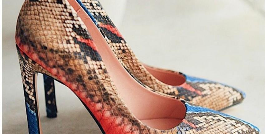 Стильная обувь - отзыв покупателя