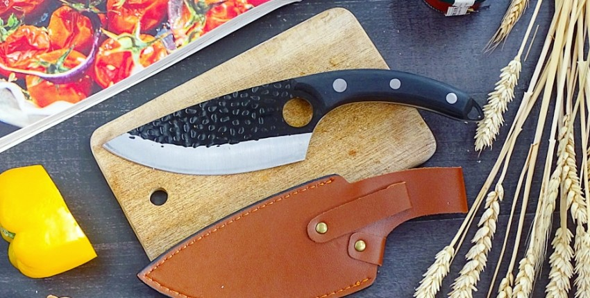 Отличный нож - отзыв покупателя