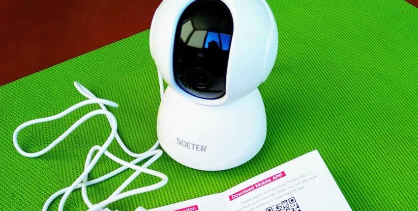 Беспроводная CCTV камера с высоким разрешением для наблюдения и охраны . - отзыв покупателя