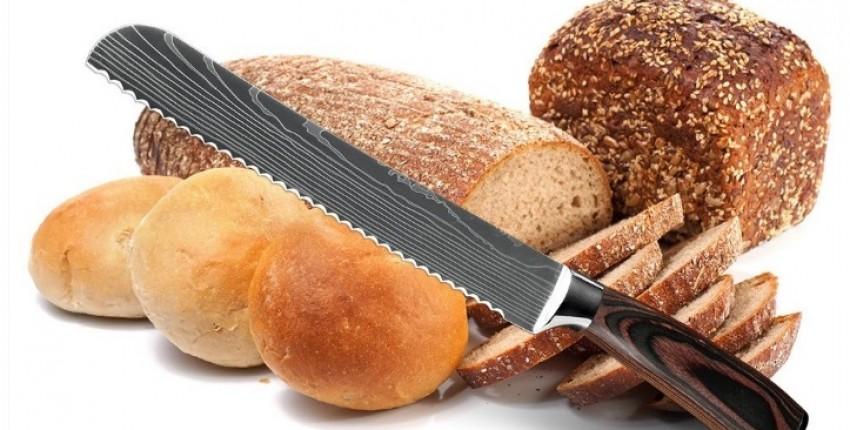 Топ-3 популярных стальных кухонных ножей с Aliexpress - отзыв покупателя