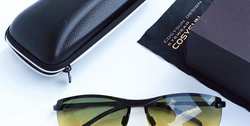 Поляризационные очки от любимого бренда очков COSYSUN - отзыв покупателя