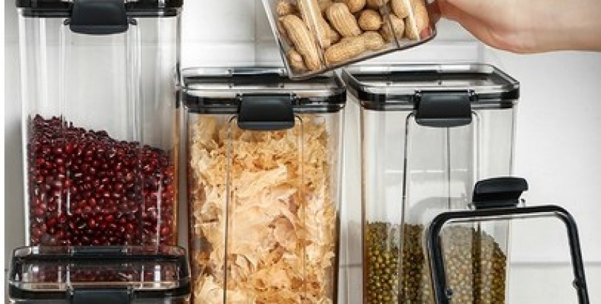 Kitchen Food Storage Boxes - User's review