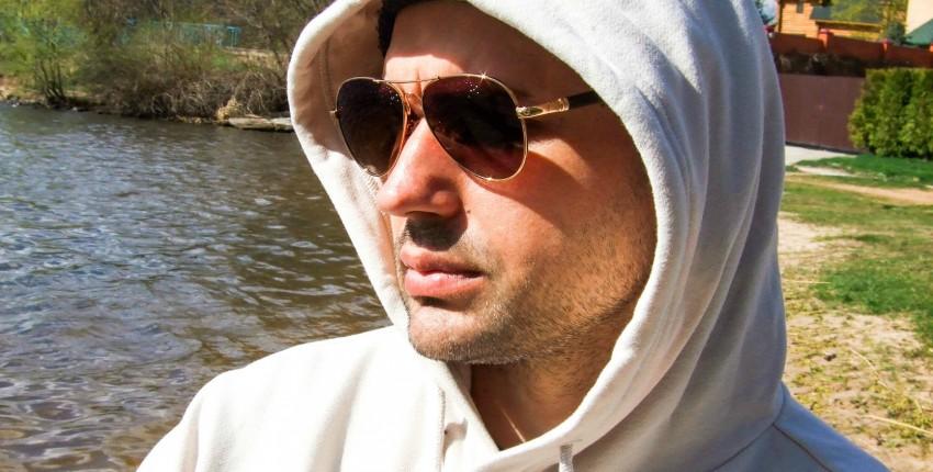 Солнцезащитные очки-авиаторы с нарядными дужками - отзыв покупателя