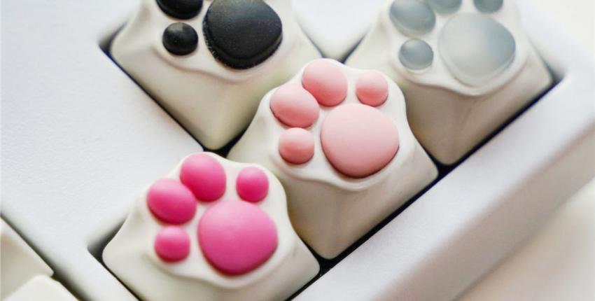 Забавные кнопки для клавиатуры - отзыв покупателя