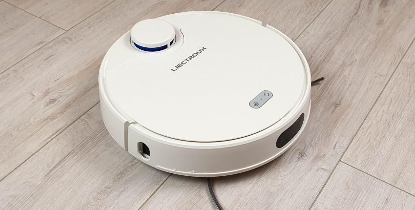 Обзор робота-пылесоса с лазерной навигацией Liectroux ZK901: мощный, умный и цена не кусается - отзыв покупателя